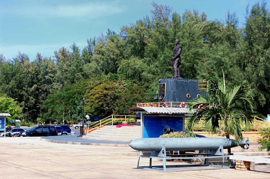 Памятник героическим тайским подводникам