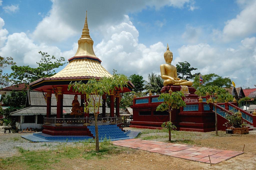 Буддийский комплекс на остров Ко Ё