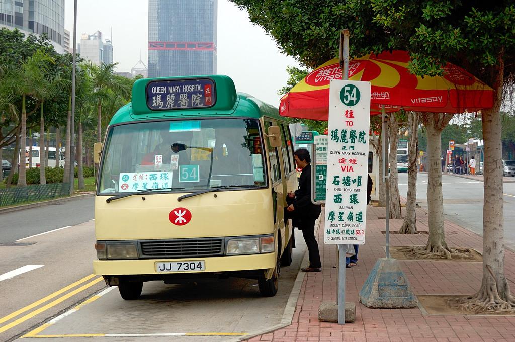 Просто рейсовый автобус