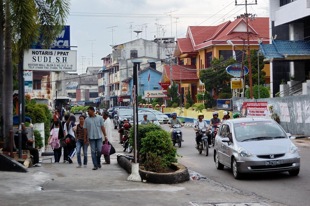 Город Tanjung Pinang