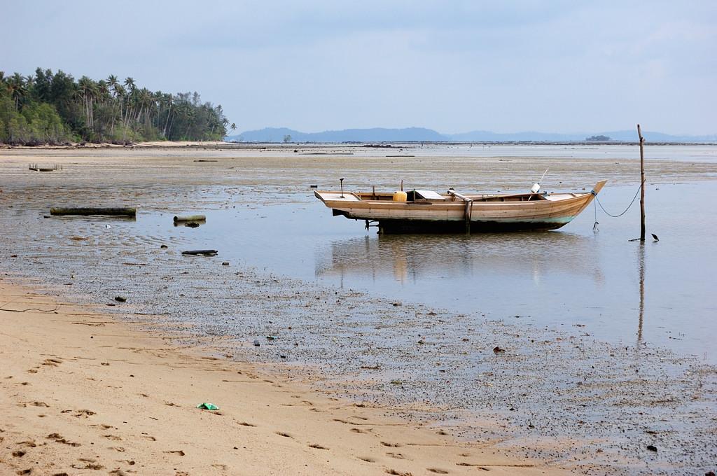 Типа рыбацкая деревня