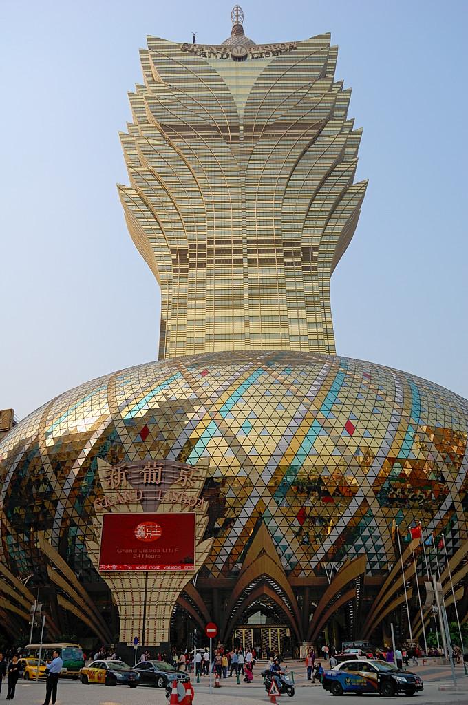 Отель-казино Великий Лиссабон