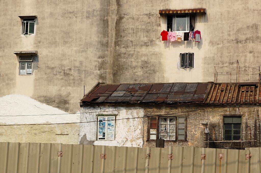 На улицах Макао