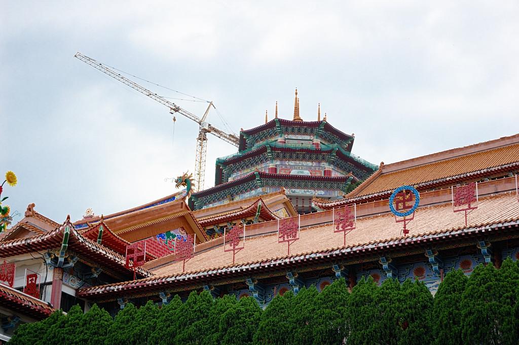 Китайский храм Кек Лок Си