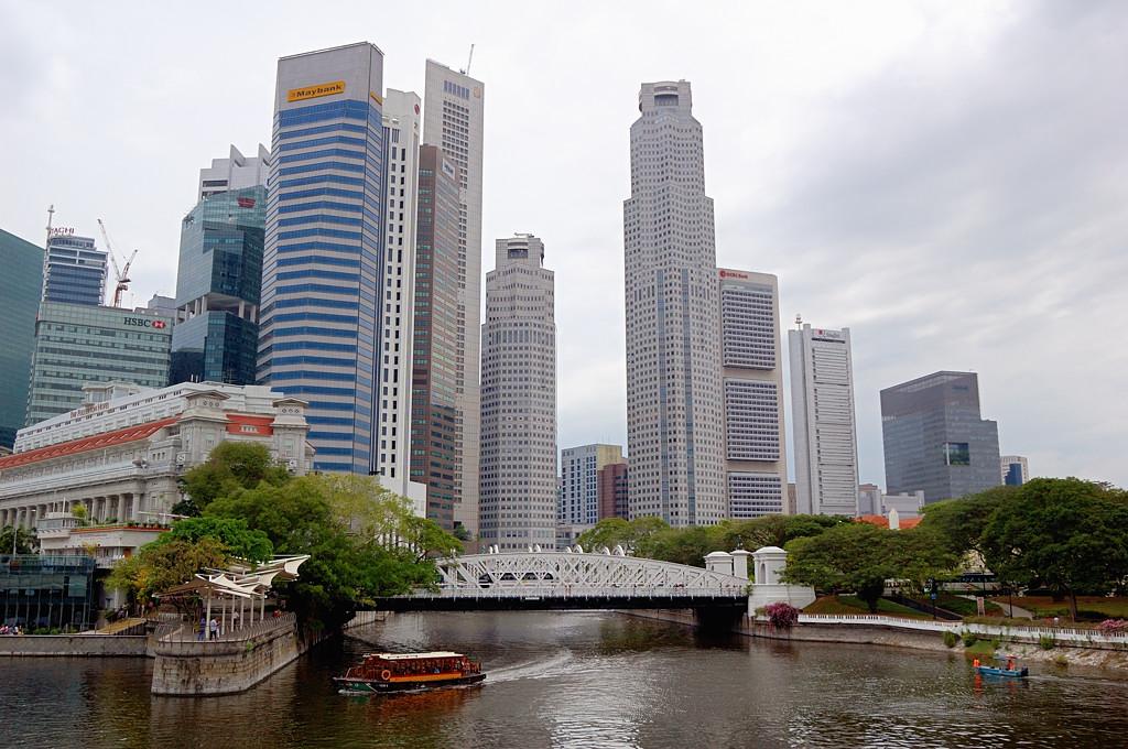 Сингапурский Даунтаун
