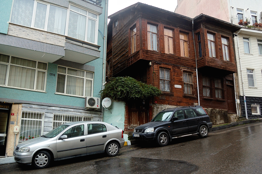 Стамбул - город контрастов