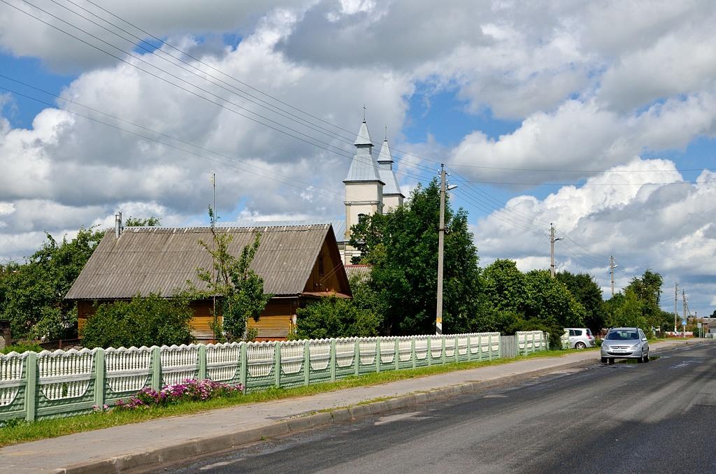 Белорусская провинция. Снов - агрогородок в Несвижском районе Минской области