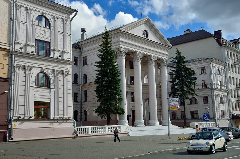 Музыкальная Академия Беларуси