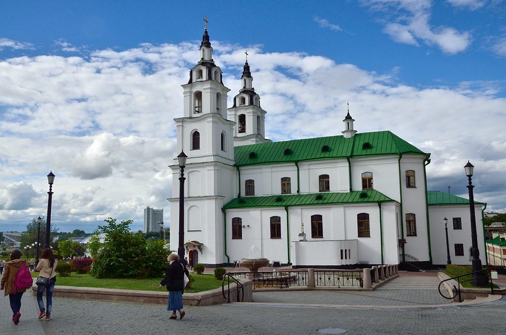 Православный кафедральный собор Сошествия Святого Духа