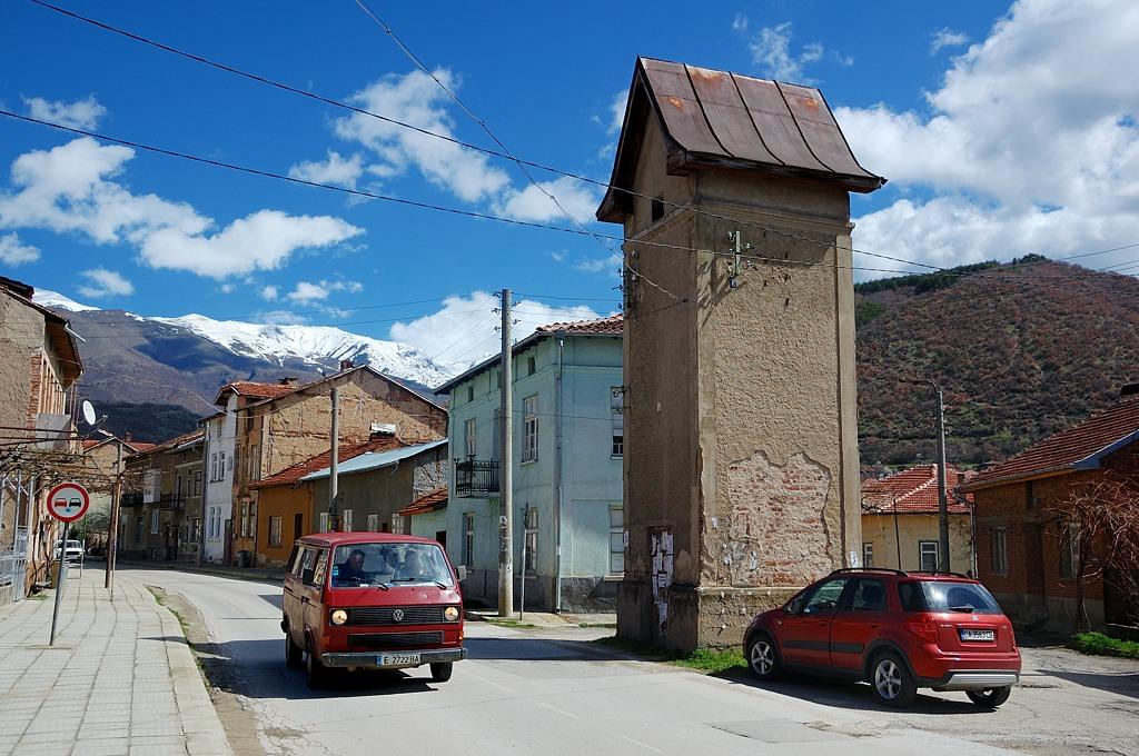 Старинные постройки