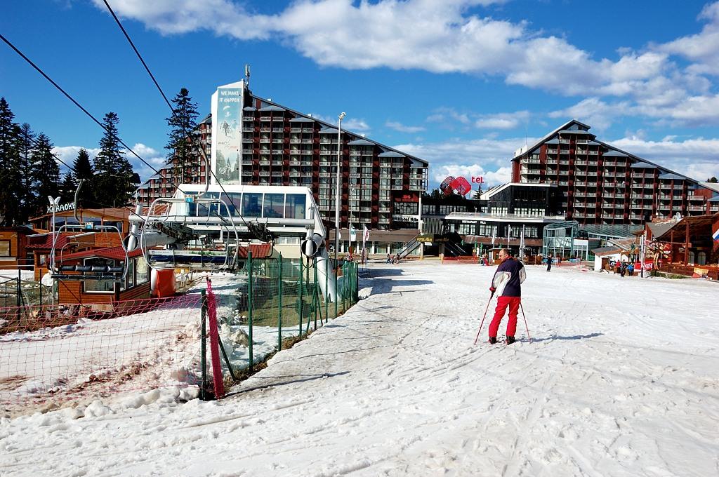 Лыжи, канатки и отели