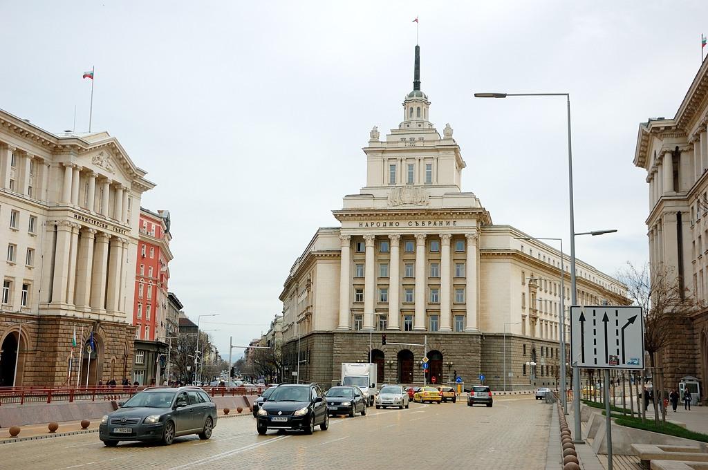Национальная Ассамблея Болгарии