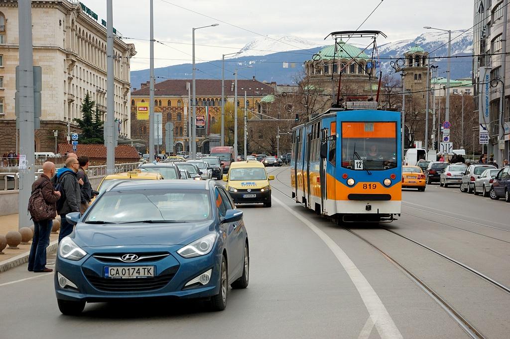 Трамвай, Святая Неделя и горы