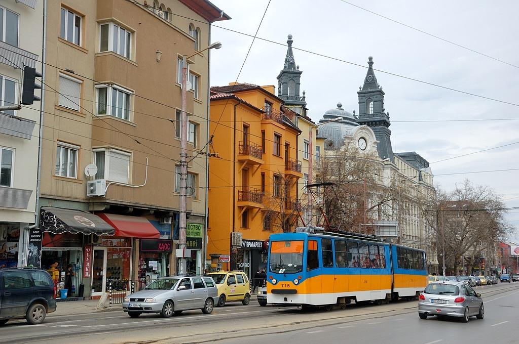 Еще трамвай