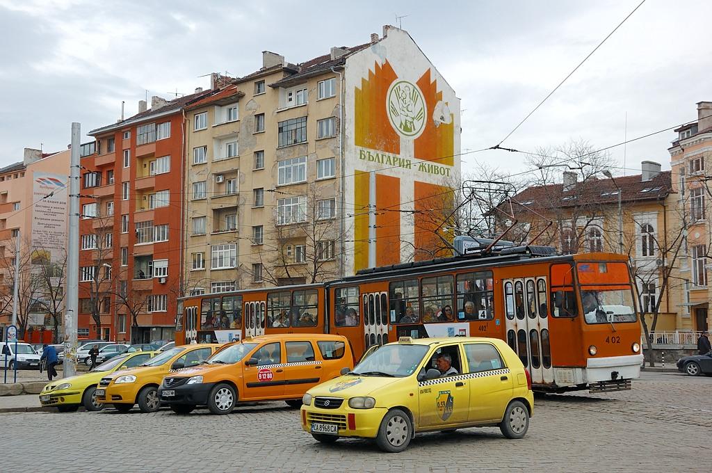 Болгары любят поесть. Так и написано, Болгария - это живот :)