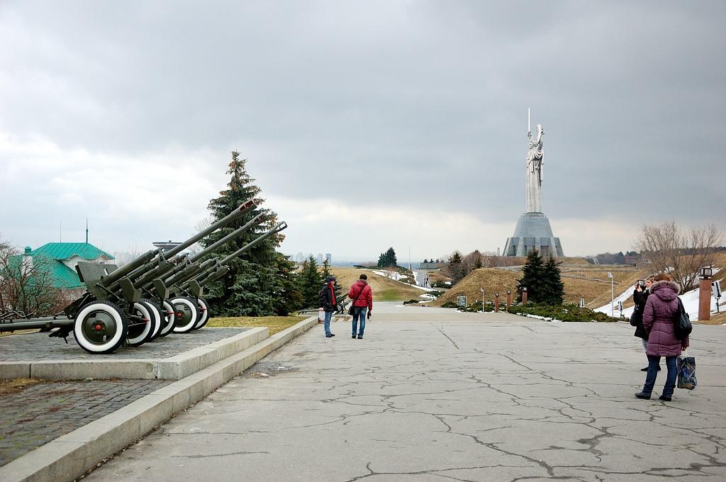 Мемориальный комплекс - музей истории Великой Отечественной Войны