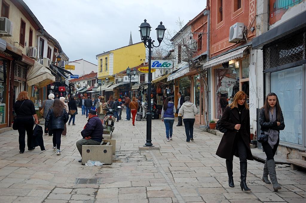 Улица для туристов
