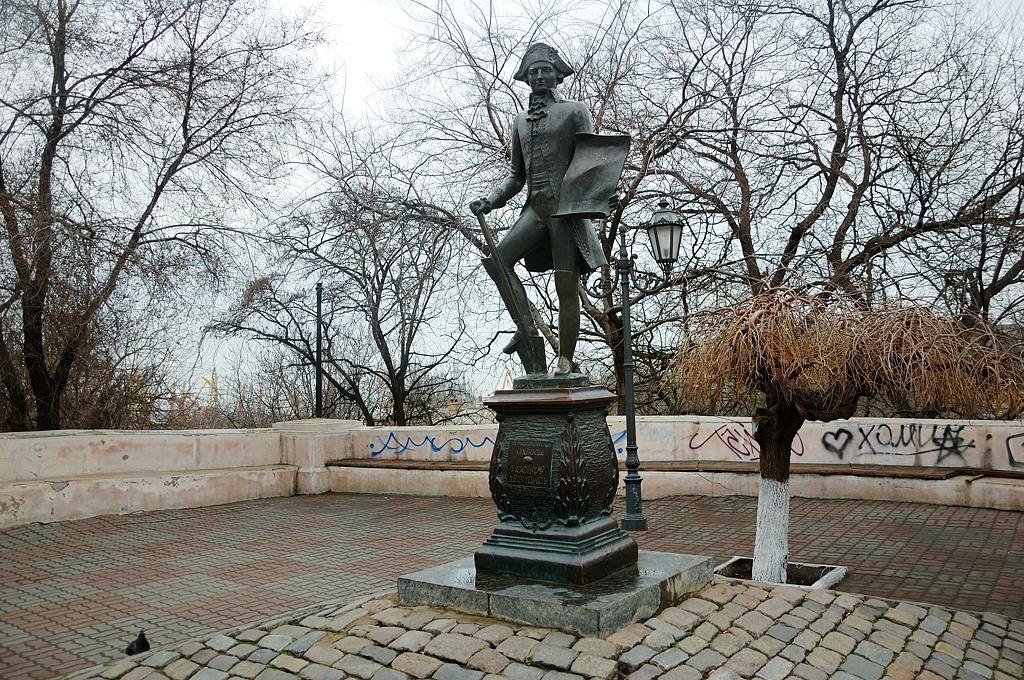 Еще один легендарный отец-основатель Одессы - испанец Хосе де Рибас
