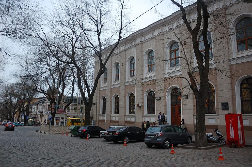 Главная Одесская синагога