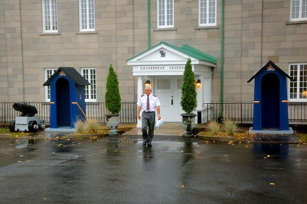 Резиденция канадского генерал-губернатора