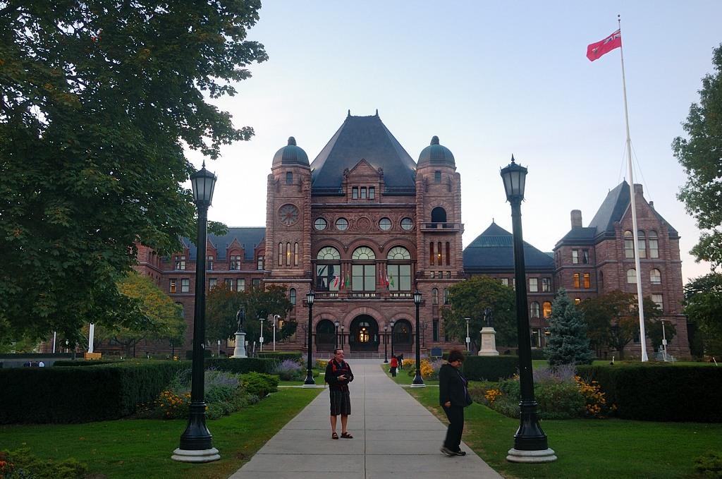 Парламент провинции Онтарио