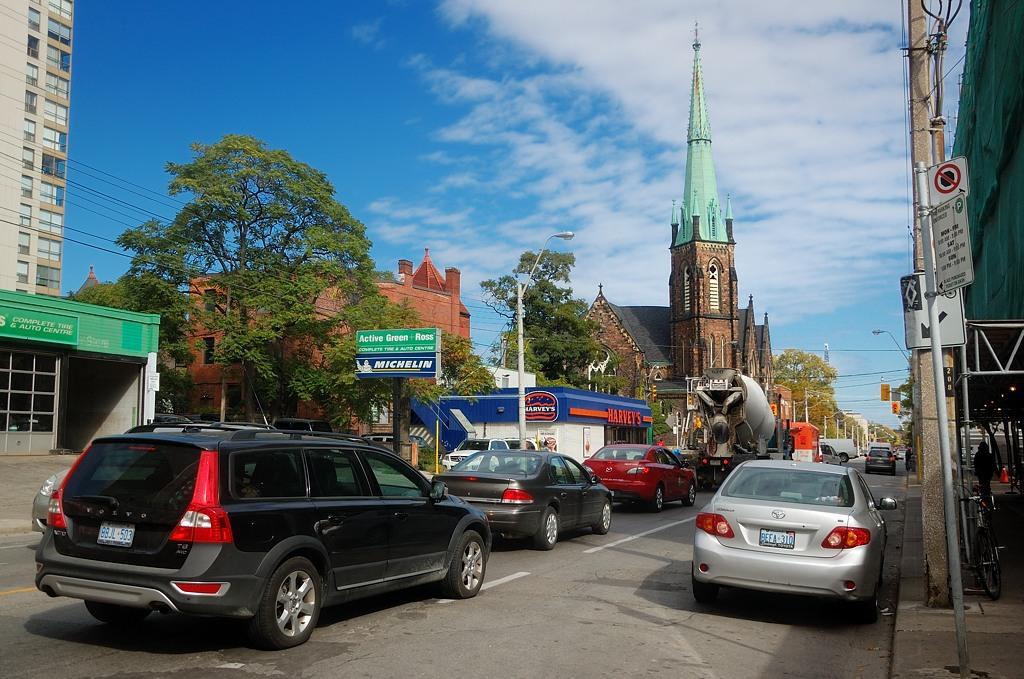 Баптисткая церковь на Жерар-стрит