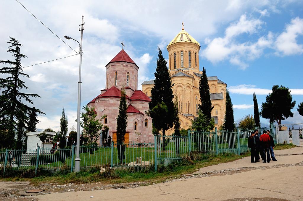 Тбилиси. Цминда Самеба