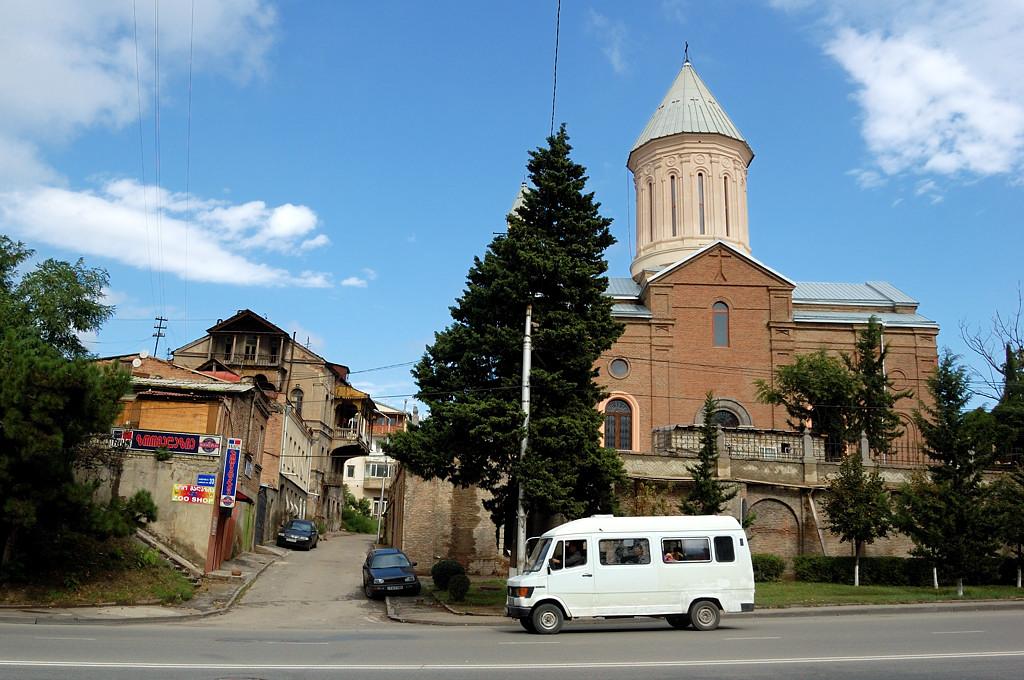 Армянская церковь Св. Георка Эчмиадзинского в Авлабари