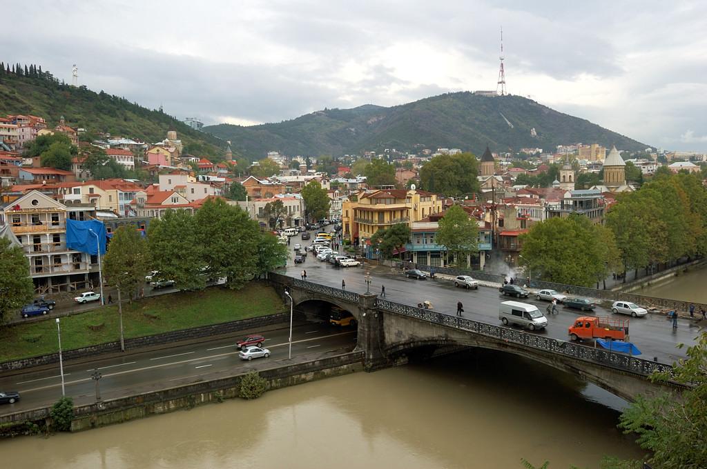Мост Метехи