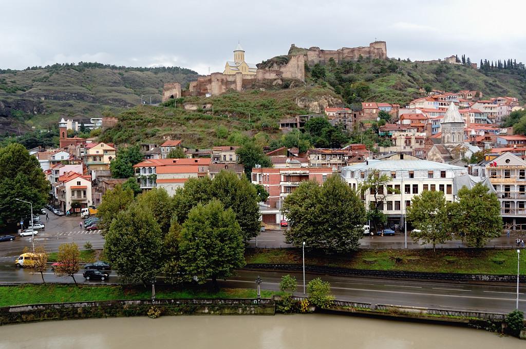Старый город и крепость