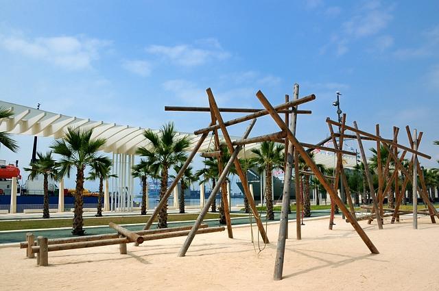 Инсталляции в порту