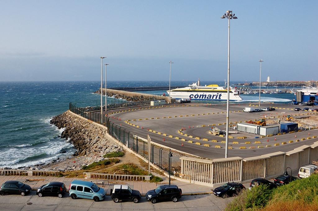 Геркулесовы столбы: Малага-Гибралтар-Тарифа-Танжер