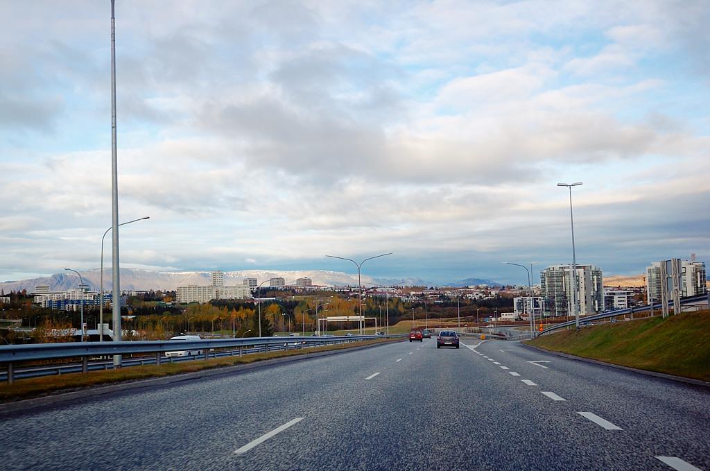 Дорога на Рейкъявик