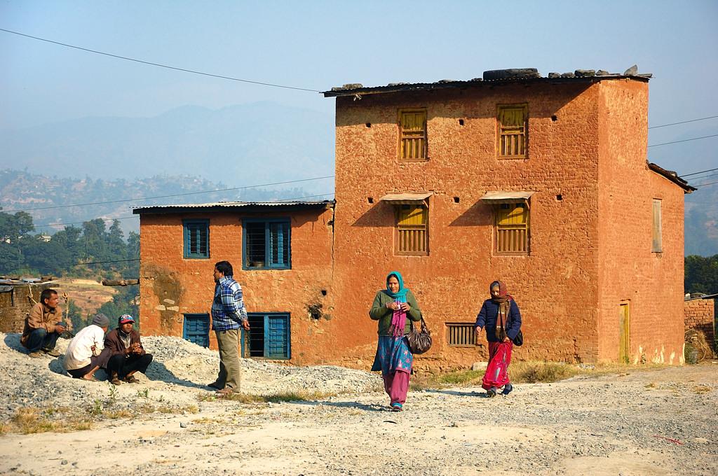 Элитная непальская недвижимость