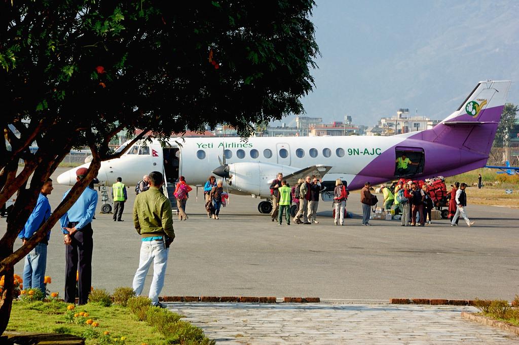 Наш Jetstream 41