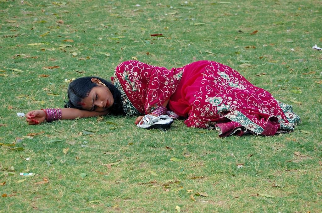 Спящая красавица :)