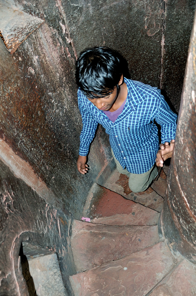 Лестница на минарет