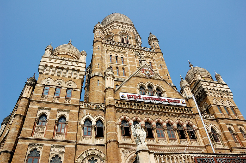 Здание Mumbai Municipal Corporation
