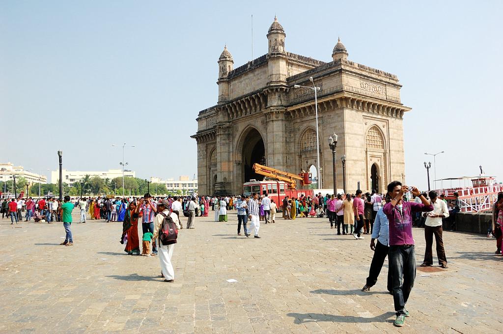 У Ворот Индии