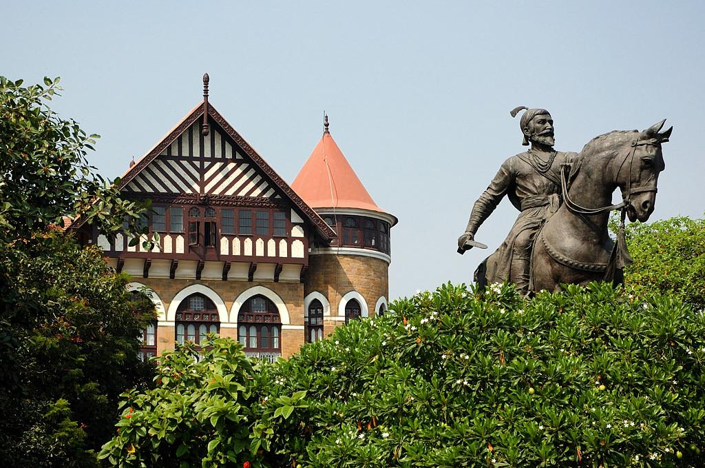 Памятник Чатрапати Шиваджи