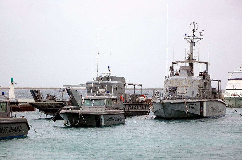 Военный флот Мальдив