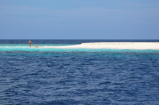 Песчаный остров (Sandy Island)