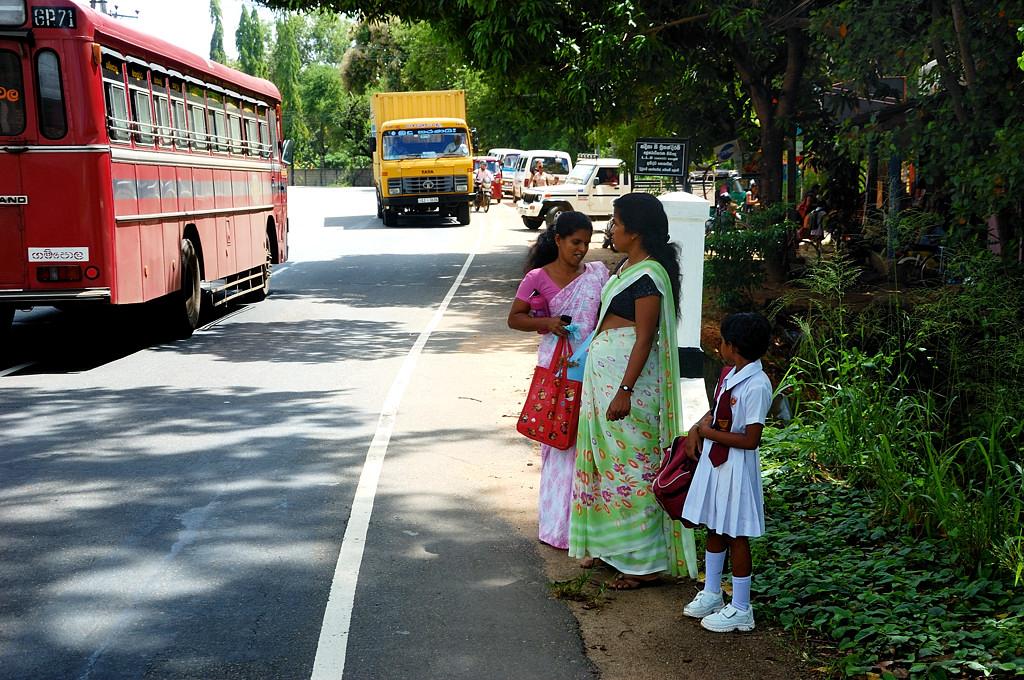 Едем в Аннурадхапуру