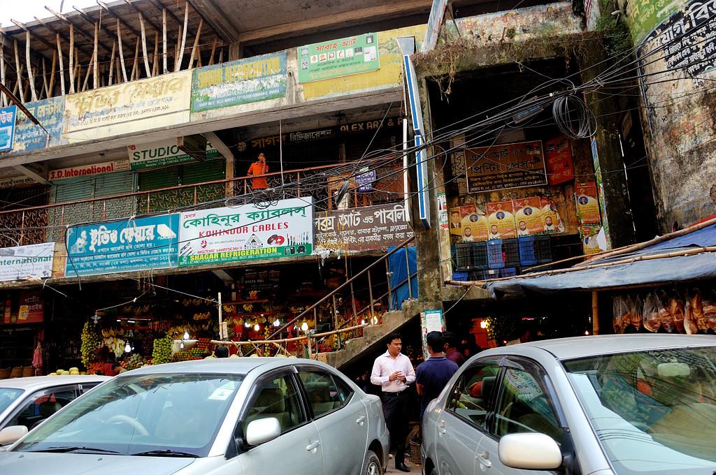 Торговый центр в Дакке