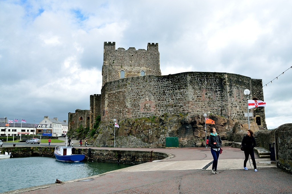 Замок Каррикфергюс (Carrickfergus Castle)