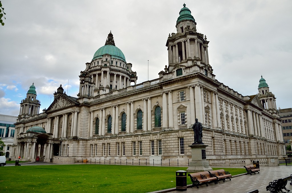 Мэрия Белфаста, Belfast City Hall