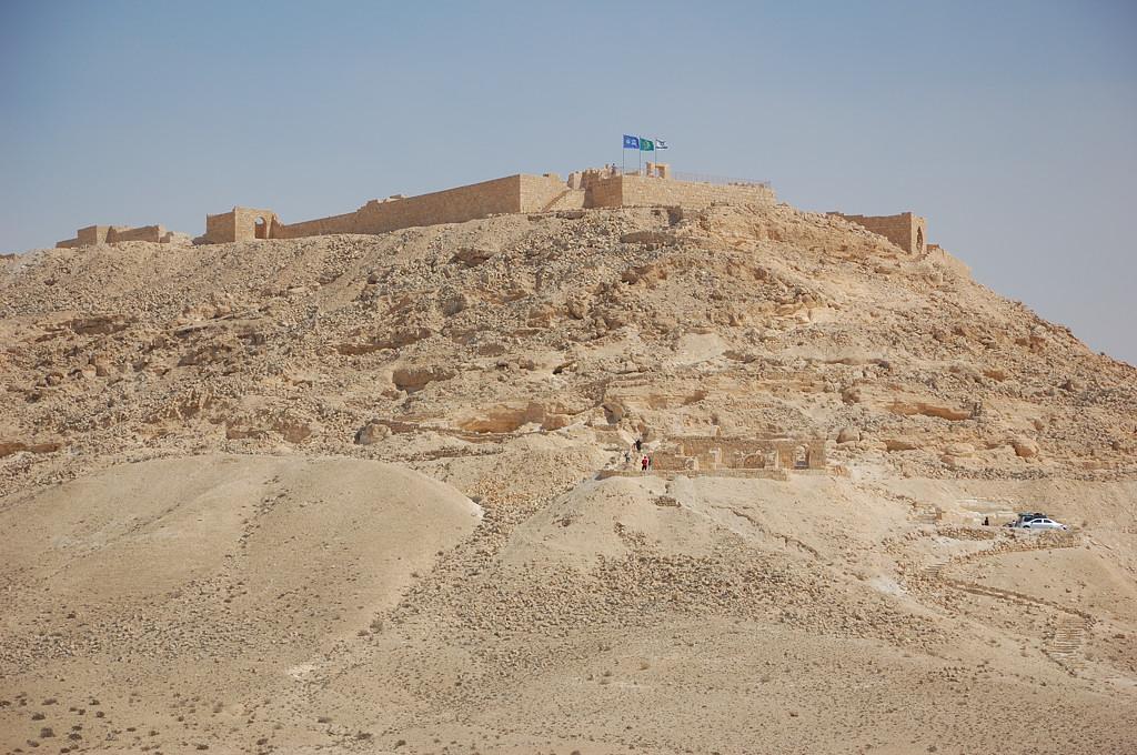 Древний город Авдат на Дороге Благовоний