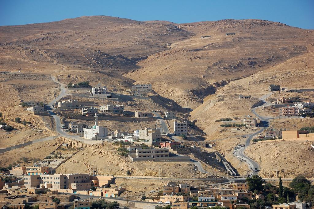 Город Вади-Муса