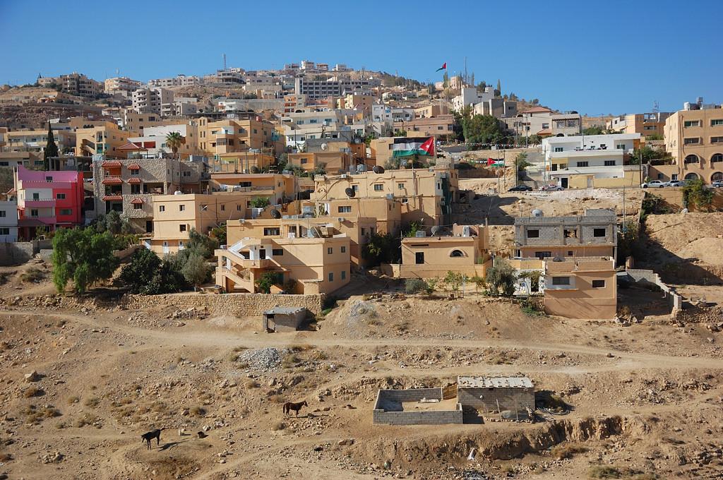 Домики в Вади-Муса