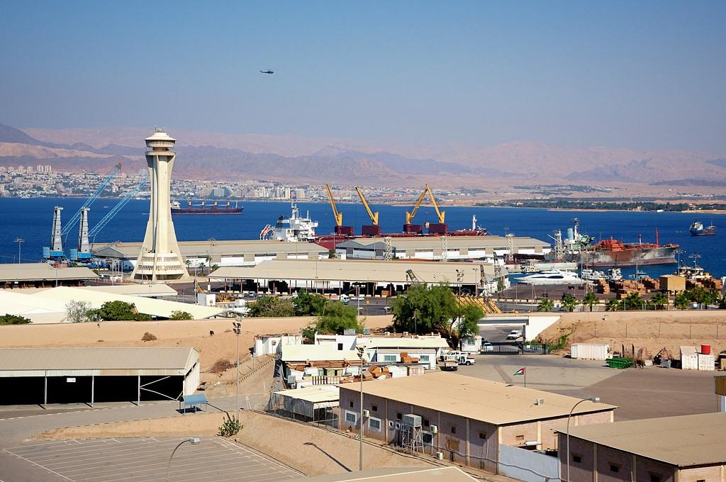 Порт Акаба